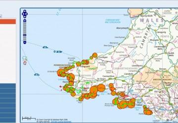GIS Mapping - WAM