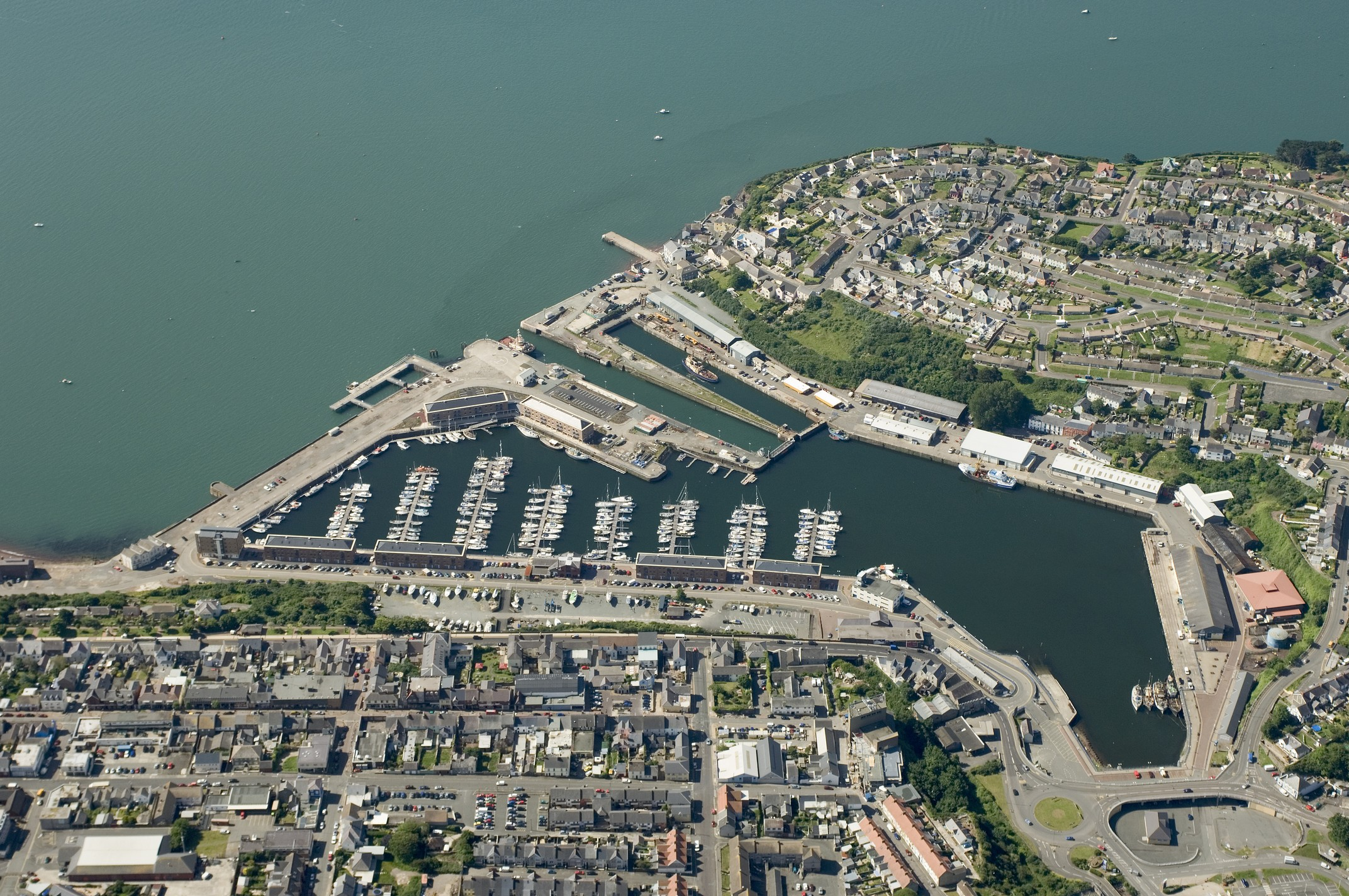 The Port Of Milford Haven Are Recruiting Coast