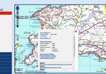 Wales Activity Mapping