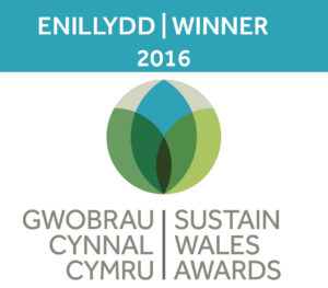 Sustain Wales Awards 2016