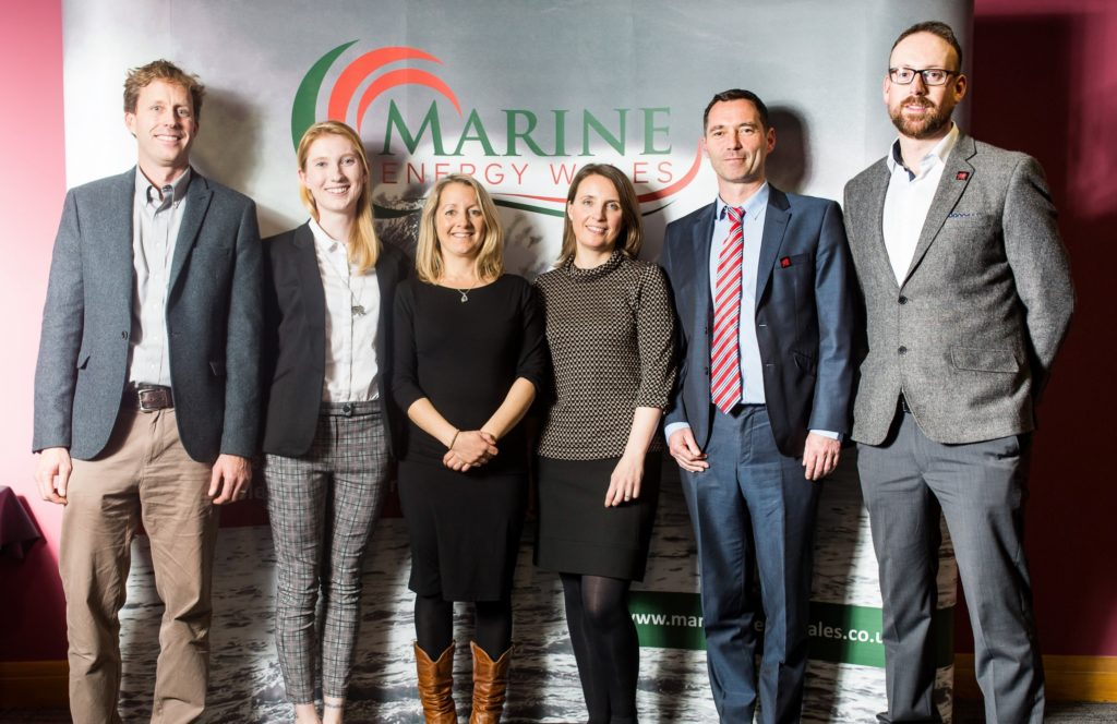 The Pembrokeshire Coastal Forum Team