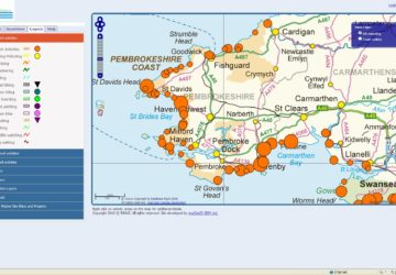 Wales Activity Mapping (2)